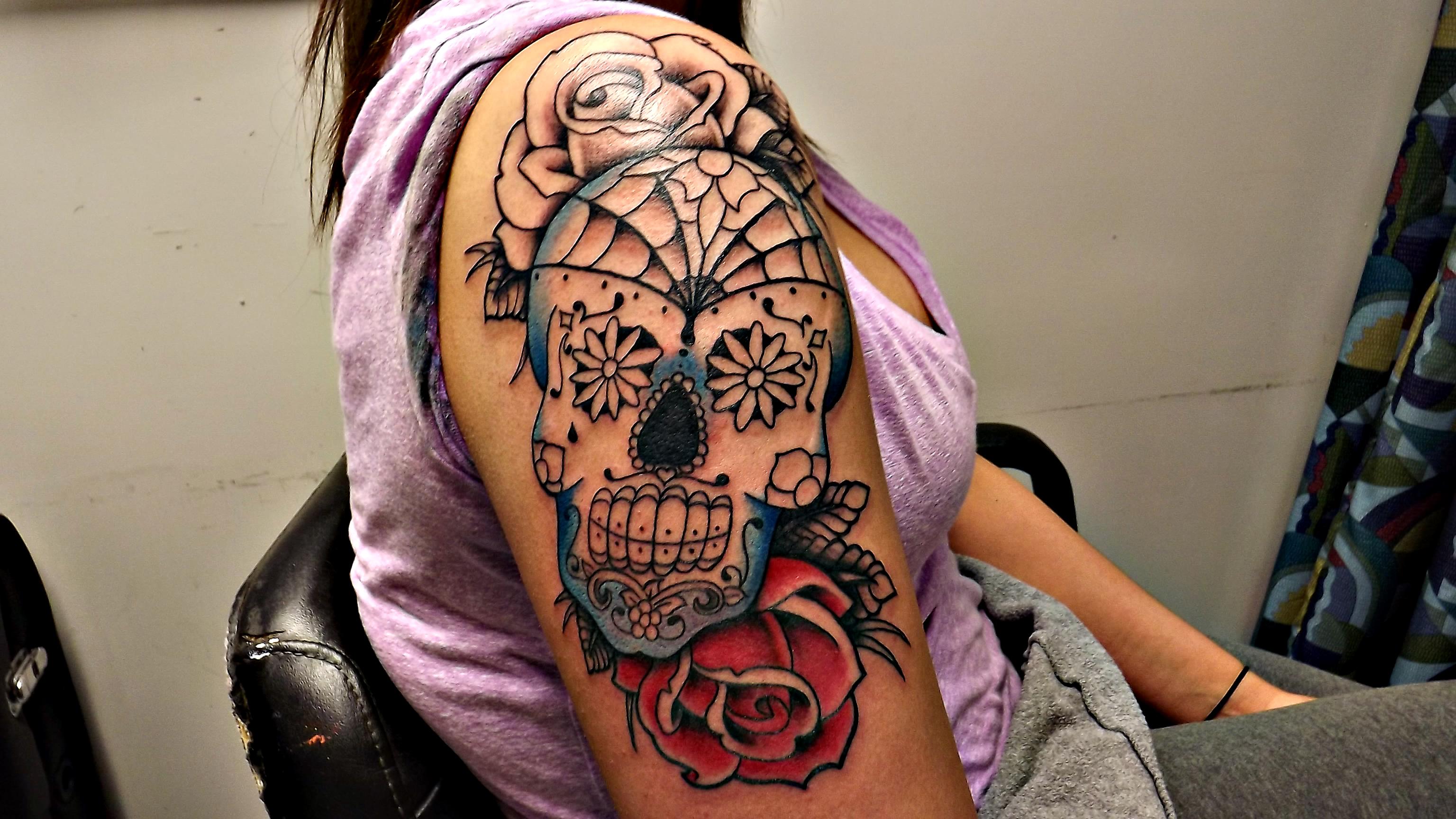 Tattoos and art paul m chateauneuf buffalo ny for Tattoo buffalo ny